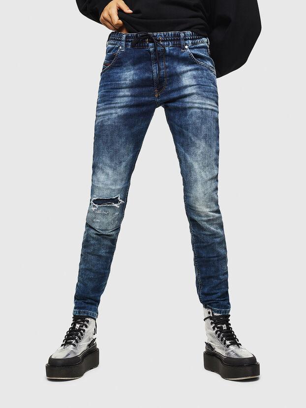 Krailey JoggJeans 069AA, Dark Blue - Jeans