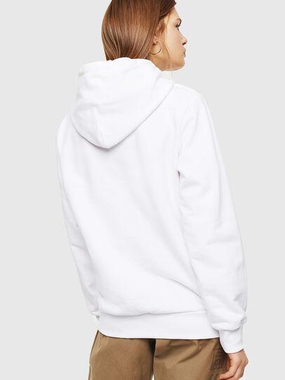 Diesel - S-GIRK-HOOD, White - Sweaters - Image 3