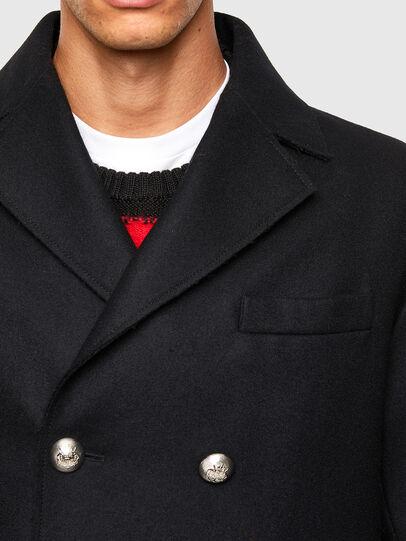 Diesel - W-ODER, Black - Winter Jackets - Image 3
