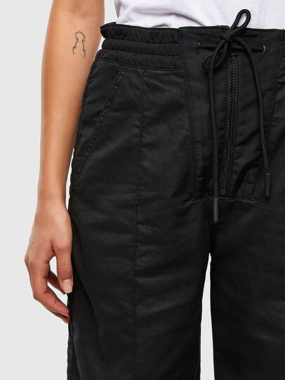 Diesel - D-Jaye JoggJeans 069PF, Black/Dark grey - Jeans - Image 4