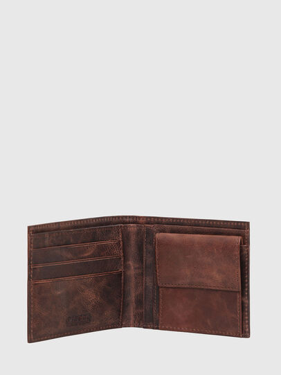 Diesel - HIRESH S, Brown - Small Wallets - Image 3
