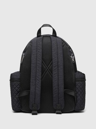 Diesel - YBEX, Black/Red - Backpacks - Image 2