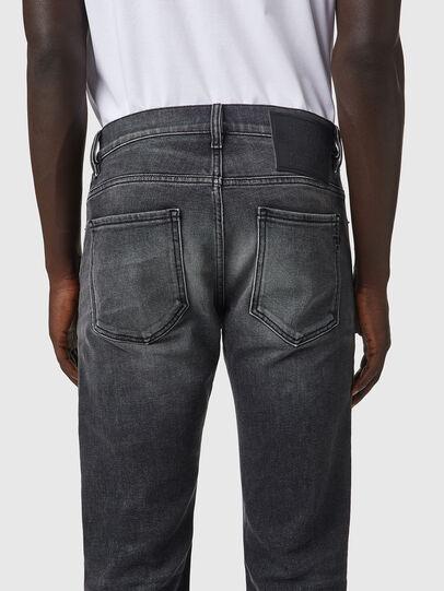 Diesel - D-Vocs 09B42, Black/Dark grey - Jeans - Image 4