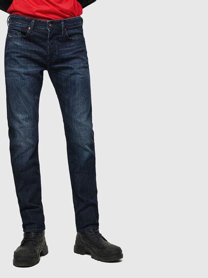 Diesel - Buster 0095W, Dark Blue - Jeans - Image 1