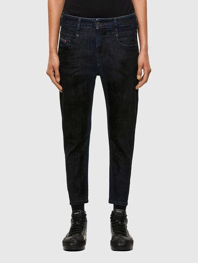 Diesel - Fayza 009QD, Dark Blue - Jeans - Image 1