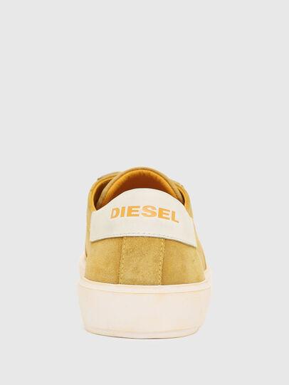 Diesel - S-MYDORI LC, Yellow - Sneakers - Image 4