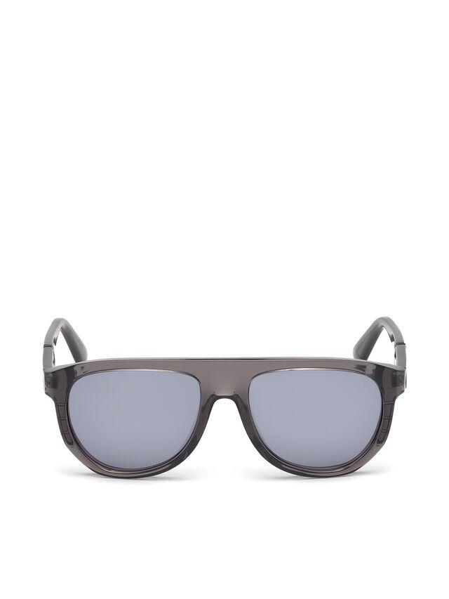 Diesel - DL0255, Grey - Eyewear - Image 1