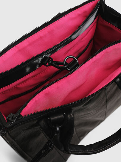 Diesel - HAUNYA, Black - Shopping and Shoulder Bags - Image 5