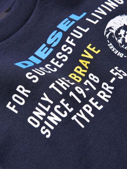 Diesel - SDIEGOXB, Dark Blue - Sweaters - Image 3