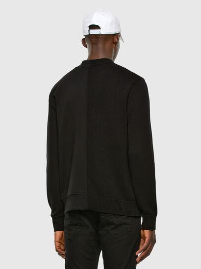 Diesel - K-LEDGER, Black - Knitwear - Image 6