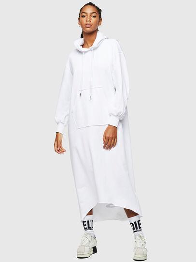 Diesel - D-ILSE-TWIST-COPY, White - Dresses - Image 1