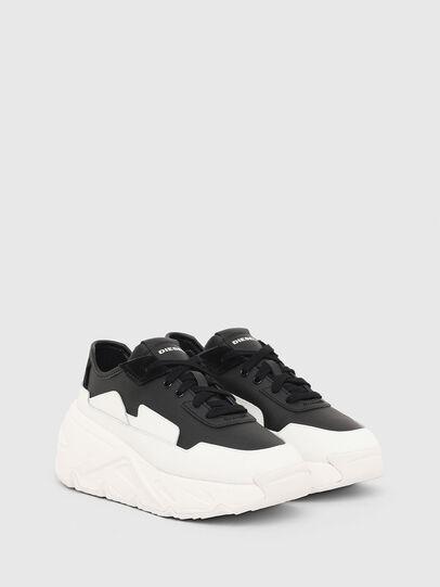 Diesel - S-HERBY LC, White/Black - Sneakers - Image 2