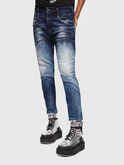 Diesel - Fayza JoggJeans 069KD, Dark Blue - Jeans - Image 1