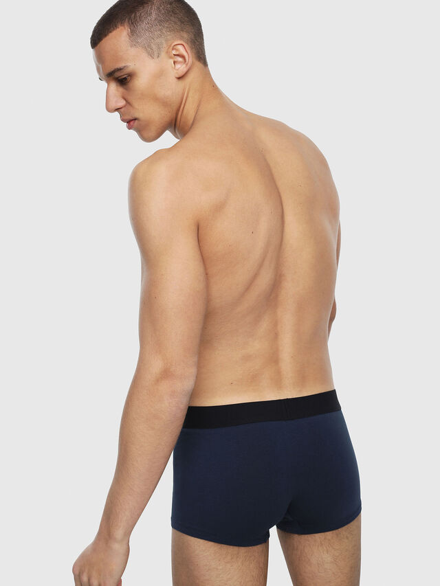 Diesel - UMBX-DAMIENTHREEPACK, Blue/Black - Trunks - Image 3