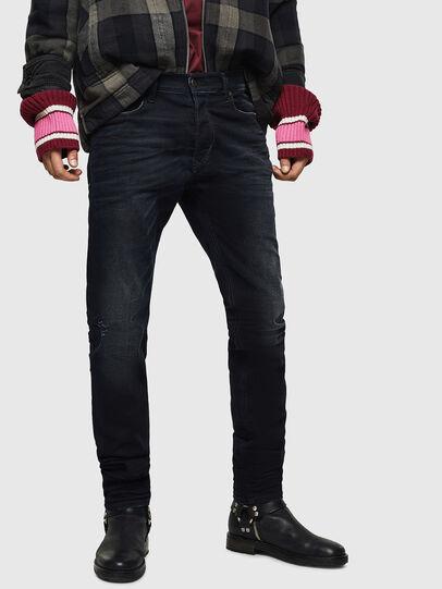 Diesel - Tepphar 0679R, Black/Dark grey - Jeans - Image 1