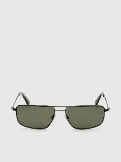 Diesel - DL0308, Black/Grey - Sunglasses - Image 1