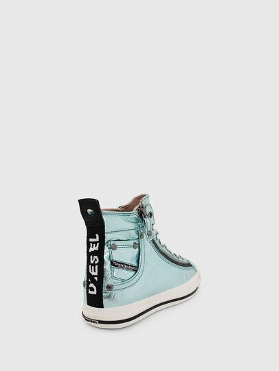 Diesel - EXPO-ZIP W, Azure - Sneakers - Image 4