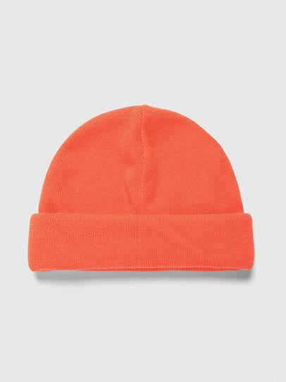 Diesel - K-XAU, Orange - Knit caps - Image 2