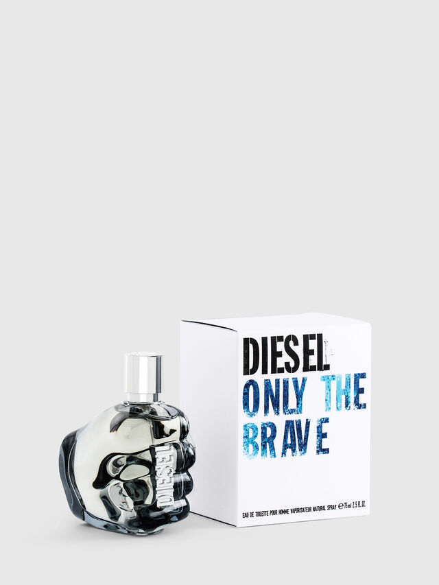 Diesel ONLY THE BRAVE 75ML , Light Blue - Only The Brave - Image 1