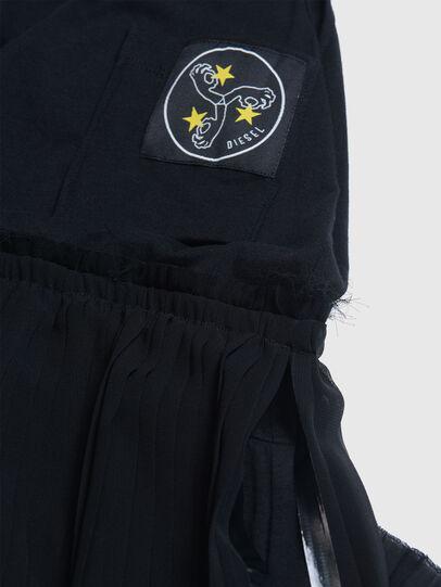 Diesel - DTEHEI, Black - Dresses - Image 3