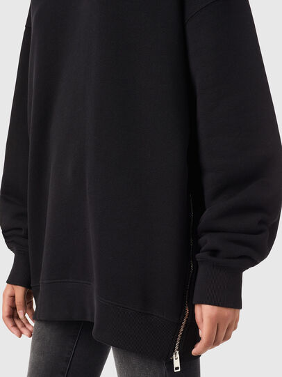 Diesel - F-GULLY-B1, Black - Sweaters - Image 3
