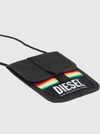 Diesel - BBAG-POCK-P, Black - Beachwear accessories - Image 4