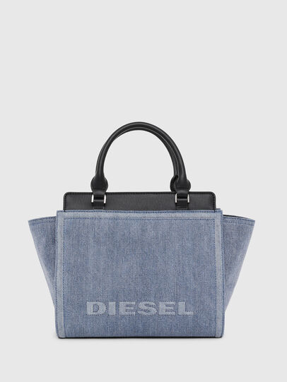 Diesel - BADIA, Blue Jeans - Satchels and Handbags - Image 1