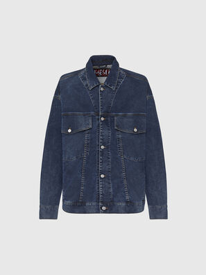 D-RAF-SP JOGGJEANS, Dark Blue - Denim Jackets