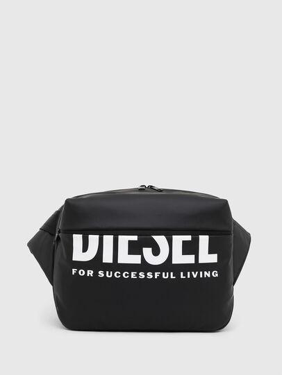 Diesel - F-BOLD CROSS II, Black - Travel Bags - Image 1