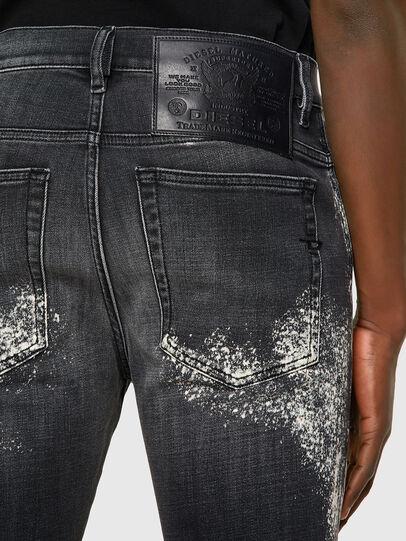 Diesel - D-Amny 009QW, Black/Dark grey - Jeans - Image 3
