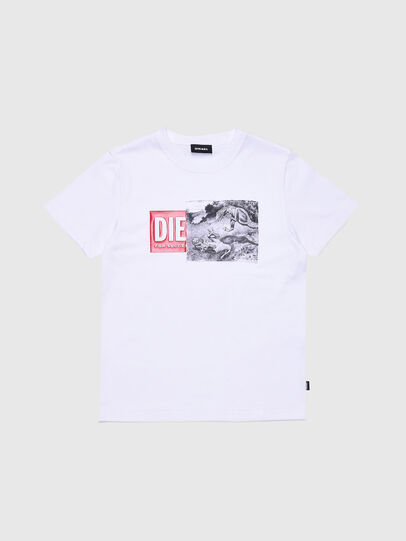 Diesel - TJUSTXH,  - T-shirts and Tops - Image 1