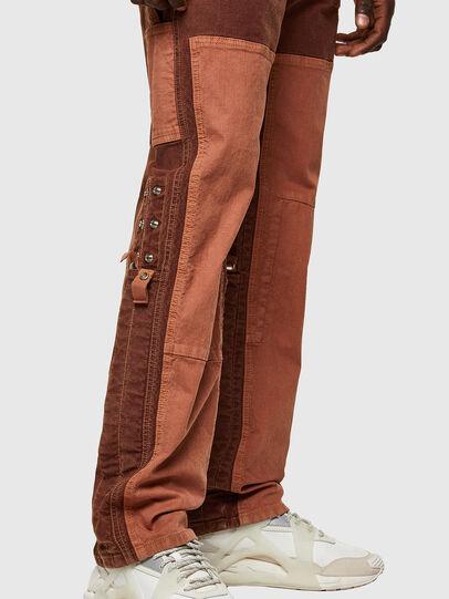 Diesel - D-Franky JoggJeans® 0DDAW, Brown - Jeans - Image 3