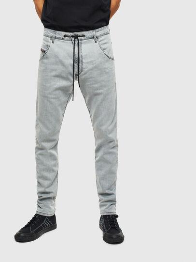 Diesel - Krooley JoggJeans 069MH, Light Blue - Jeans - Image 3