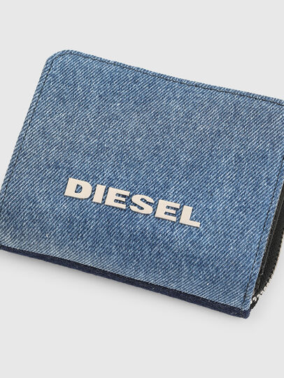 Diesel - OFRIDE, Blue Jeans - Small Wallets - Image 4