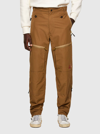 Diesel - P-AMBRIDGE, Brown - Pants - Image 1