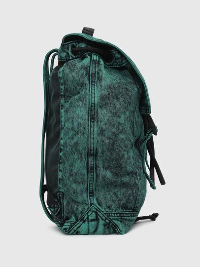 Diesel - GRAFYTI BACK, Green - Backpacks - Image 3
