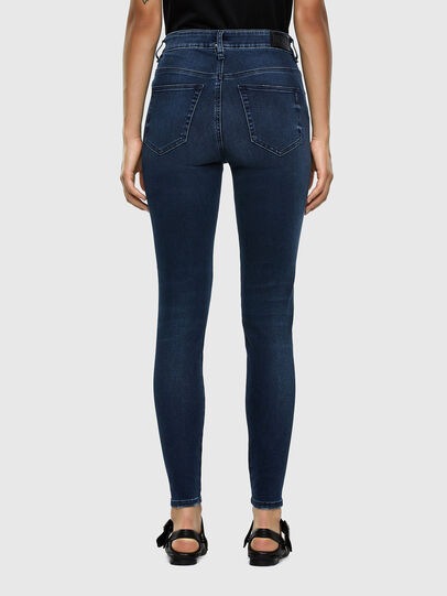 Diesel - Slandy High 009LR, Medium blue - Jeans - Image 2