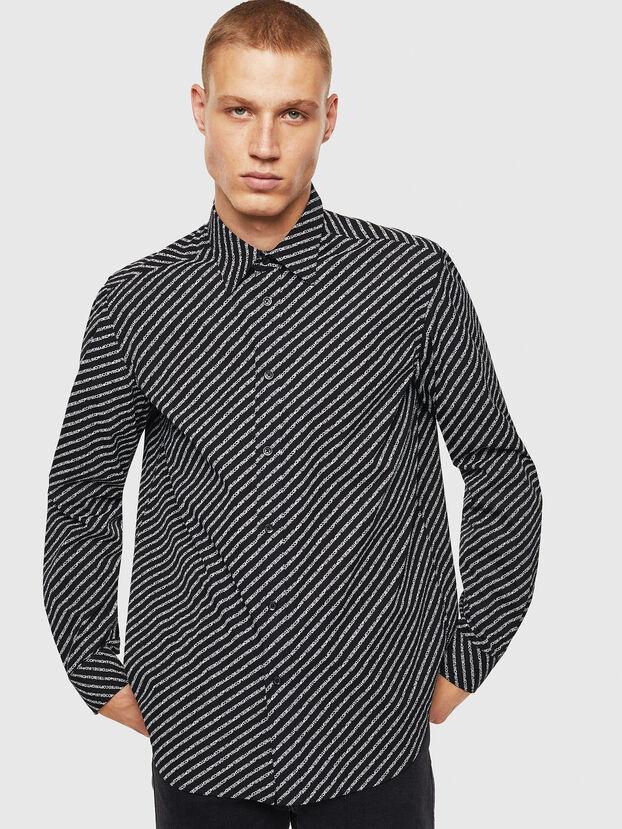 S-PENN-COPY, Black - Shirts