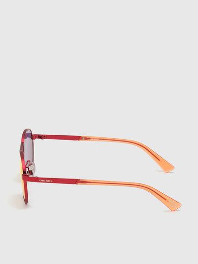 Diesel - DL0265, Pink - Sunglasses - Image 3