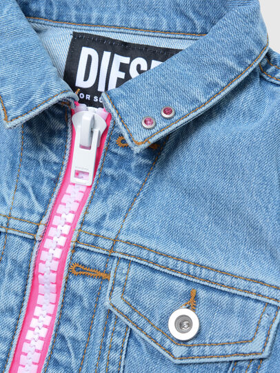 Diesel - JZAUPY, Blue Jeans - Jackets - Image 3