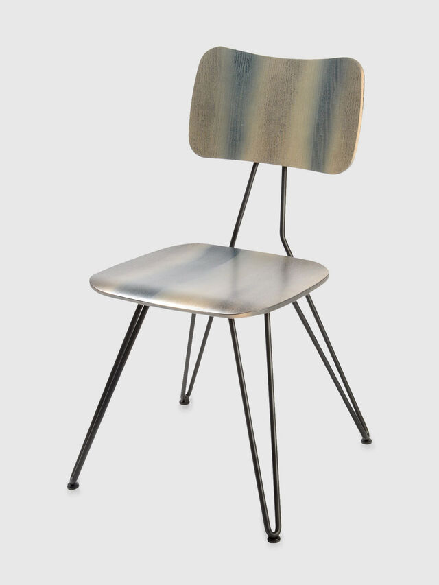 Diesel - DL0F01 OVERDYED, Grey - Chairs - Image 1
