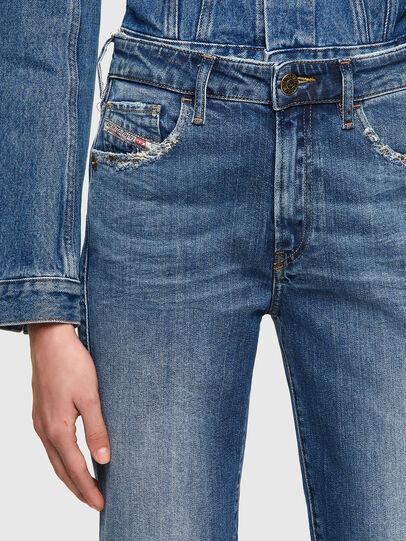 Diesel - D-Joy 009TZ, Medium blue - Jeans - Image 3