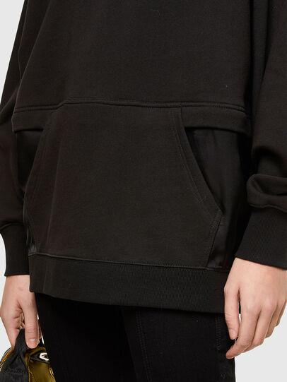 Diesel - F-MIX, Black - Sweaters - Image 3