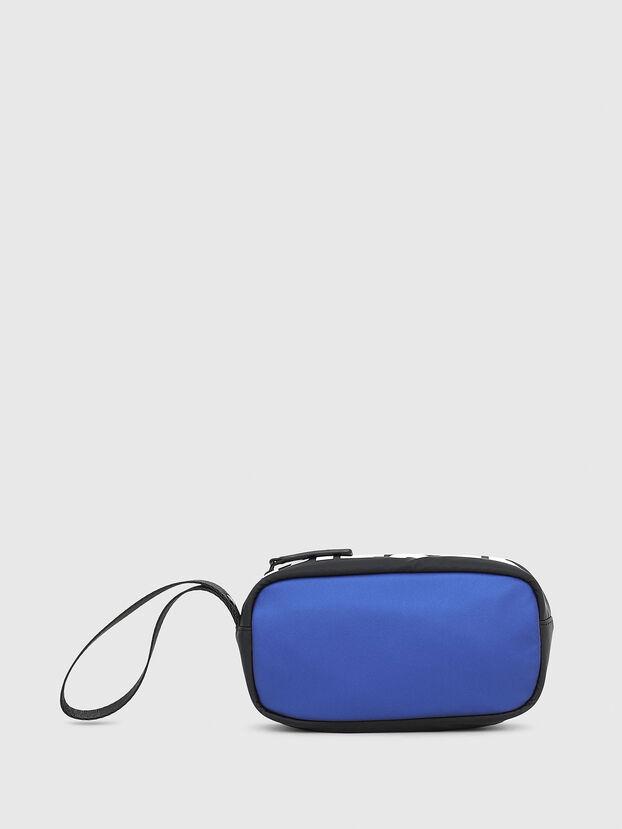 BOLD POUCH, Blue/Black - Bags