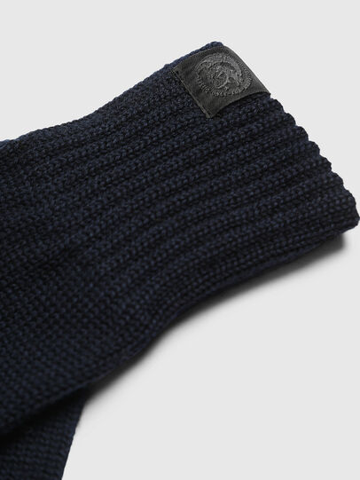 Diesel - K-TAB-B, Dark Blue - Gloves - Image 2