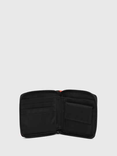 Diesel - ZIPPY HIRESH S, Orange - Zip-Round Wallets - Image 3