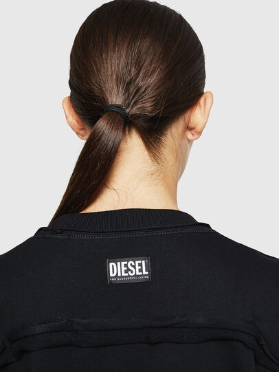 Diesel - F-LYANY-H, Black - Sweaters - Image 5