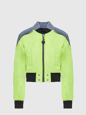 G-DANIEL, Green Fluo - Jackets