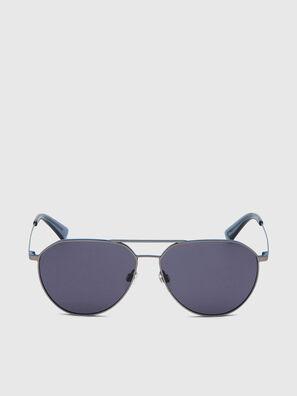 DL0296, Azure - Sunglasses