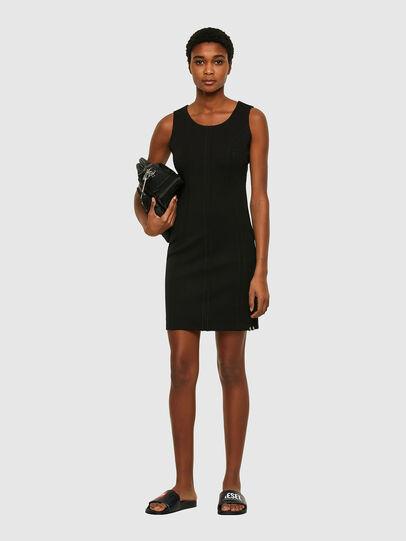 Diesel - D-HEVA, Black - Dresses - Image 4